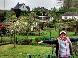 Filipina Visum - Besuch in Deutschland