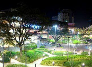 cebu philippinen, ayala center