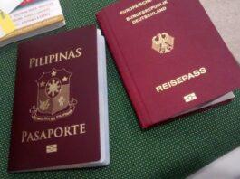 Visum Philippinen, Visa Philippinen
