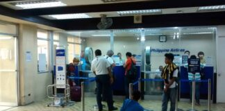 Reisezeit Philippinen, philippinen airport