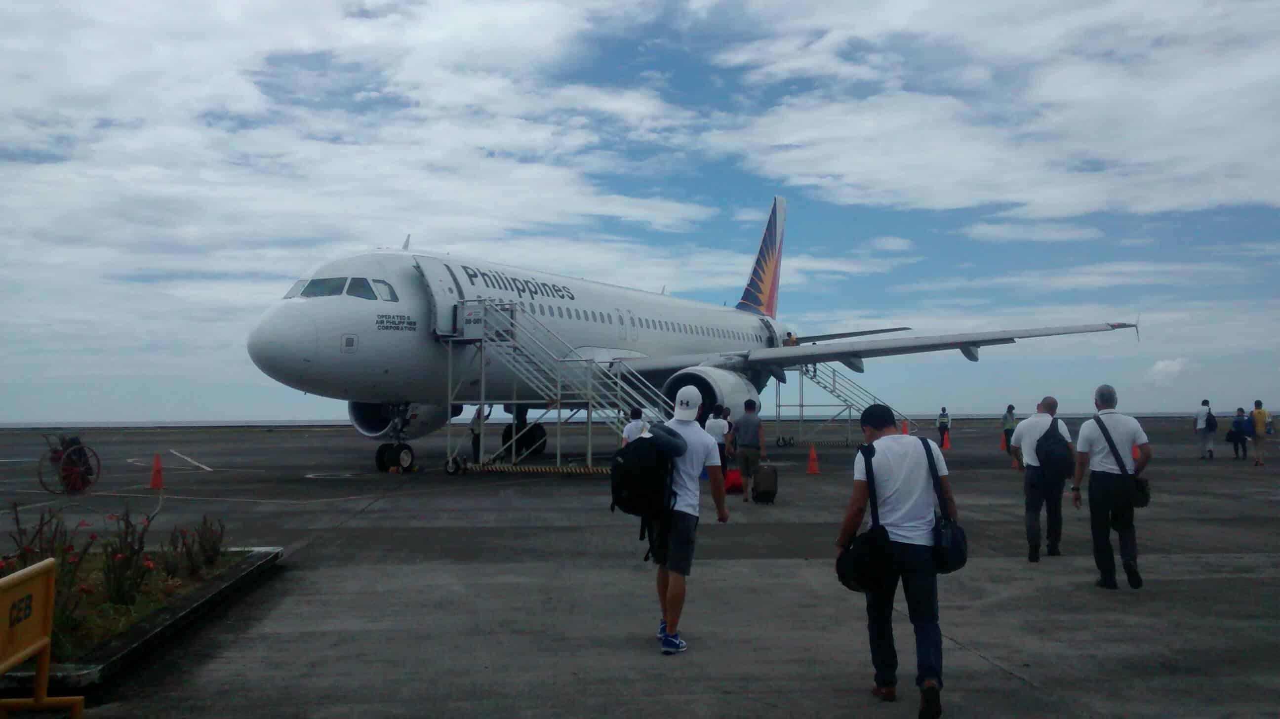 Flughafen Manila, Flughafen Philippinen