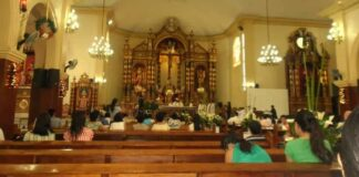 Philippinen Religion, Philippinen Kirche