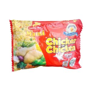 Lucky Me chicken na chicken