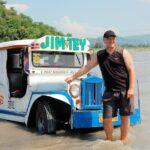 jeepney-in-river