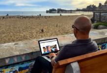 Digitale Nomaden, online work