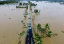 tote auf den philippinen, flood in philippines