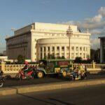 Stadt Manila Philippinen