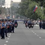 President Duterte, PNP in the Philippines