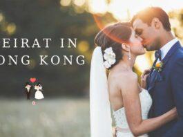 Heirat in Hong Kong