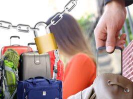 Wertsachen auf Reisen sichern