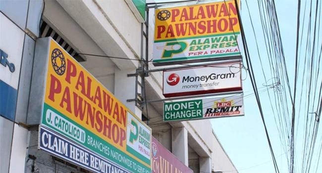 Währung Philippinen, geld transfer